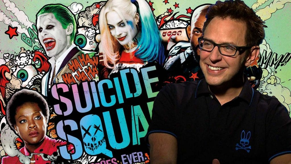 James Gunn is helming The Suicide Squad
