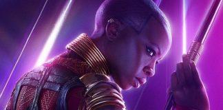 Okoye Avengers Infinity War