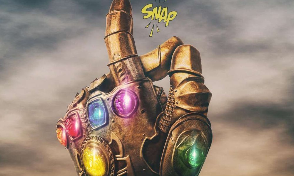 Thanos' Snap Was Originally Planned For Endgame | www.MovieGasm.com