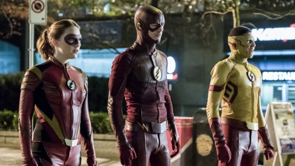 The Flash' Has Changed Showrunners For Season 6
