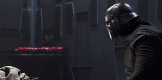 Kylo Ren Darth Vader mask