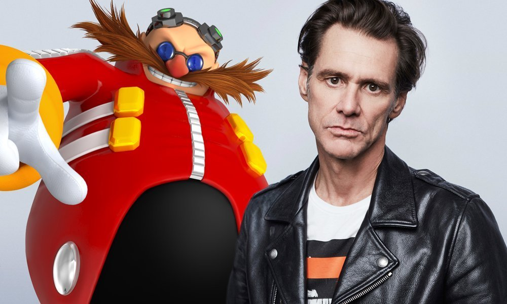 Sonic The Hedgehog Leak Reveals First Look At Dr Robotnik
