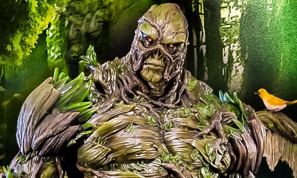 DC Universe's 'Swamp Thing' Reduced to 10 Episodes, Wrapped