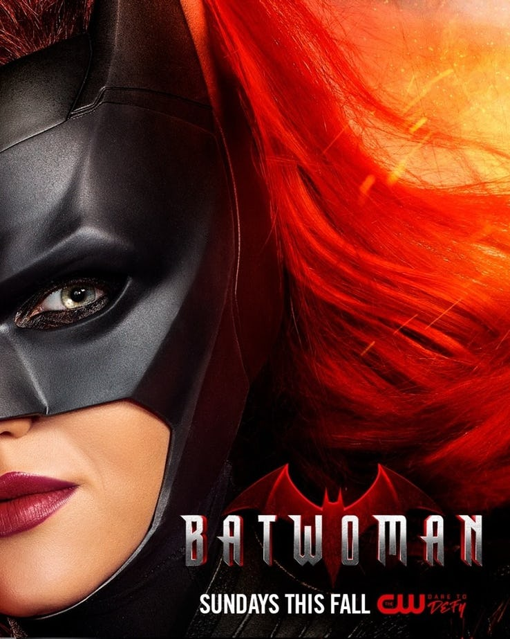 BatWoman New Series
