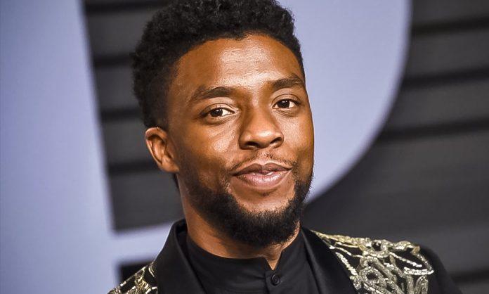 Black Panther Chadwick Bozeman