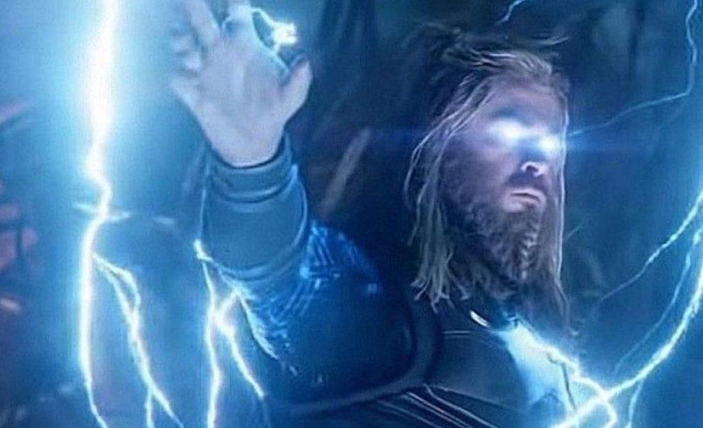 Fat Thor Before The Final Battle Of Avengers Endgame