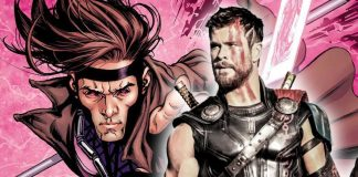 chris hemsworth gambit