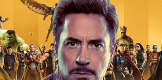 Iron Man MCU 10 years