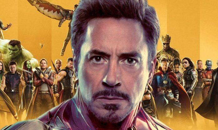 Iron Man MCU 10 years
