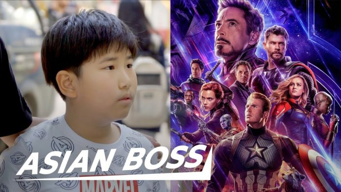 MARVEL FAN WATCHED MOVIE 103 TIMES