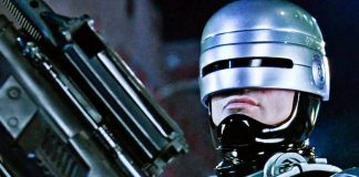 Peter Weller in RoboCop