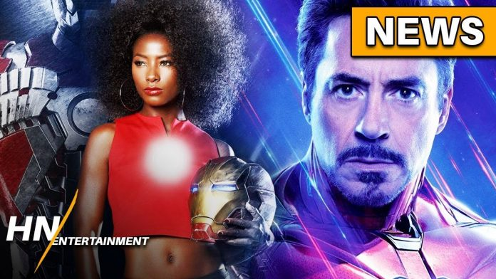 Robert Downey Jr. Wants Ironheart in the MCU