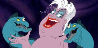Little Mermaid Ursula