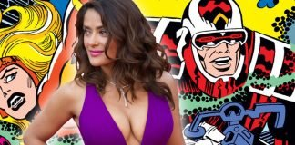 The Eternals Salma Hayek