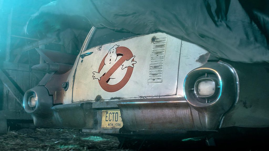 Ecto 1 Ghostbusters 2020