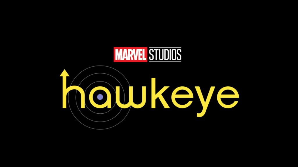Hawkeye Disney Plus logo