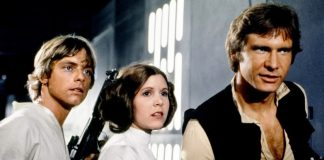 Luke Skywalker Princess Leia Han Solo Star Wars