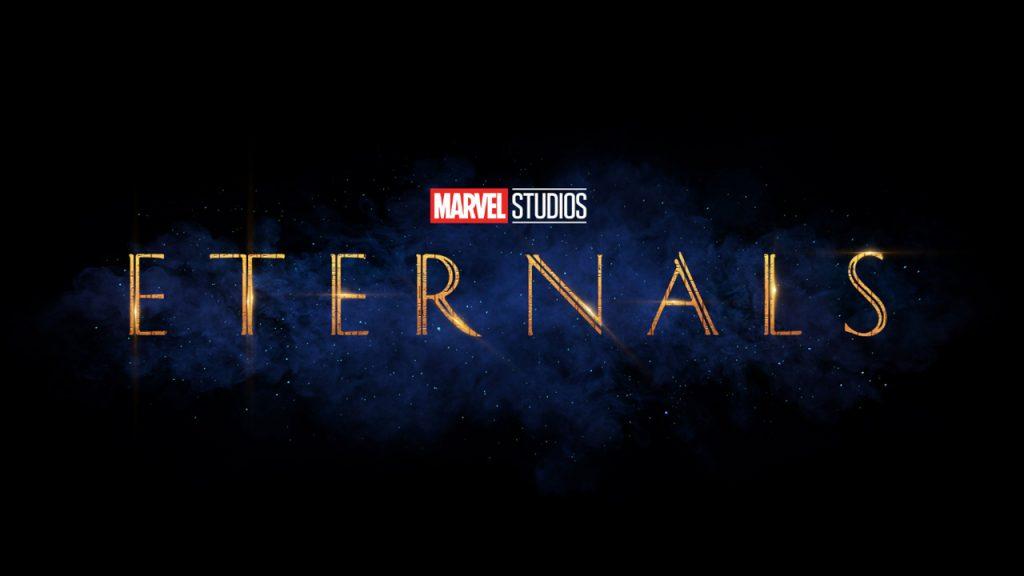 Marvels The Eternals Logo