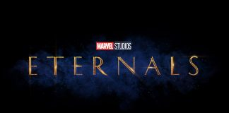 Marvels The Eternals Logo