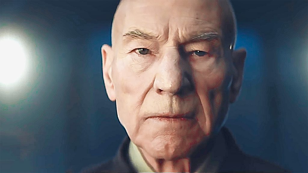 Star Trek Picard Trailer - Sir Patrick Stewart