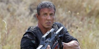 Sylvester Stallone The Expendables