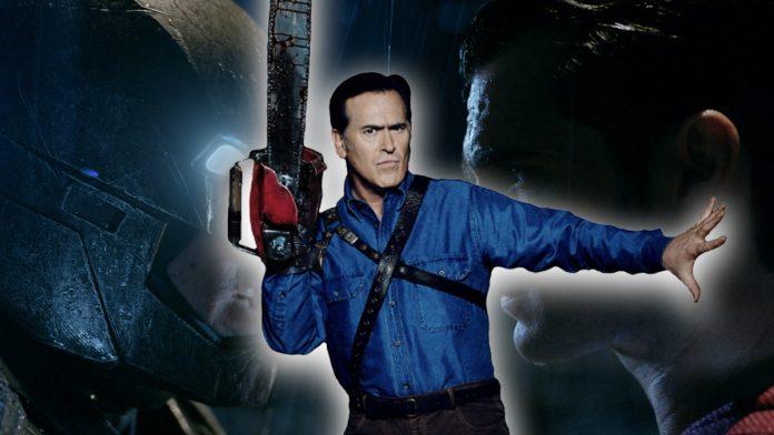 Bruce Campbell Batman vs Superman