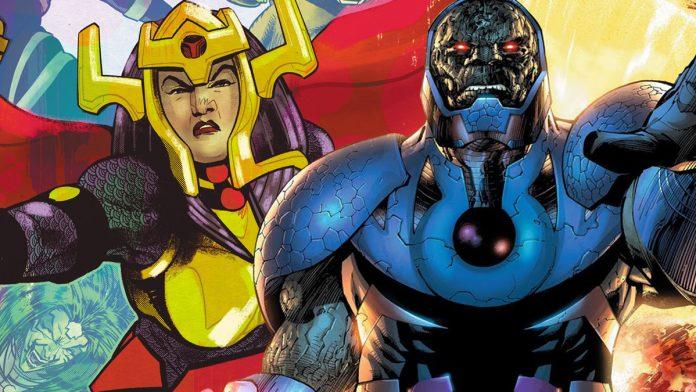DC Darkseid The Furies