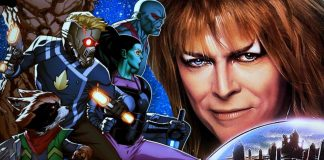 Guardians of the Galaxy David Bowie