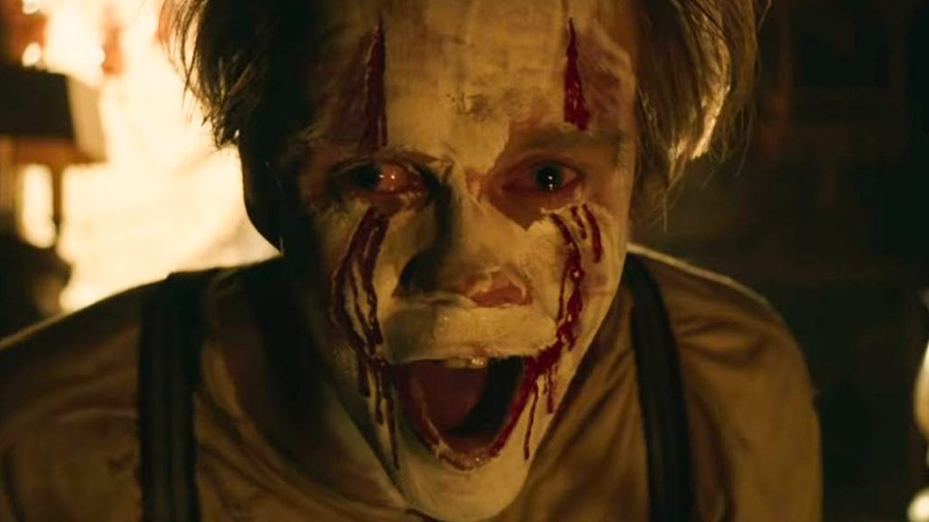 Pennywise IT Chapter 2