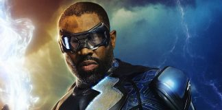 Black Lightning TV show Cress Williams
