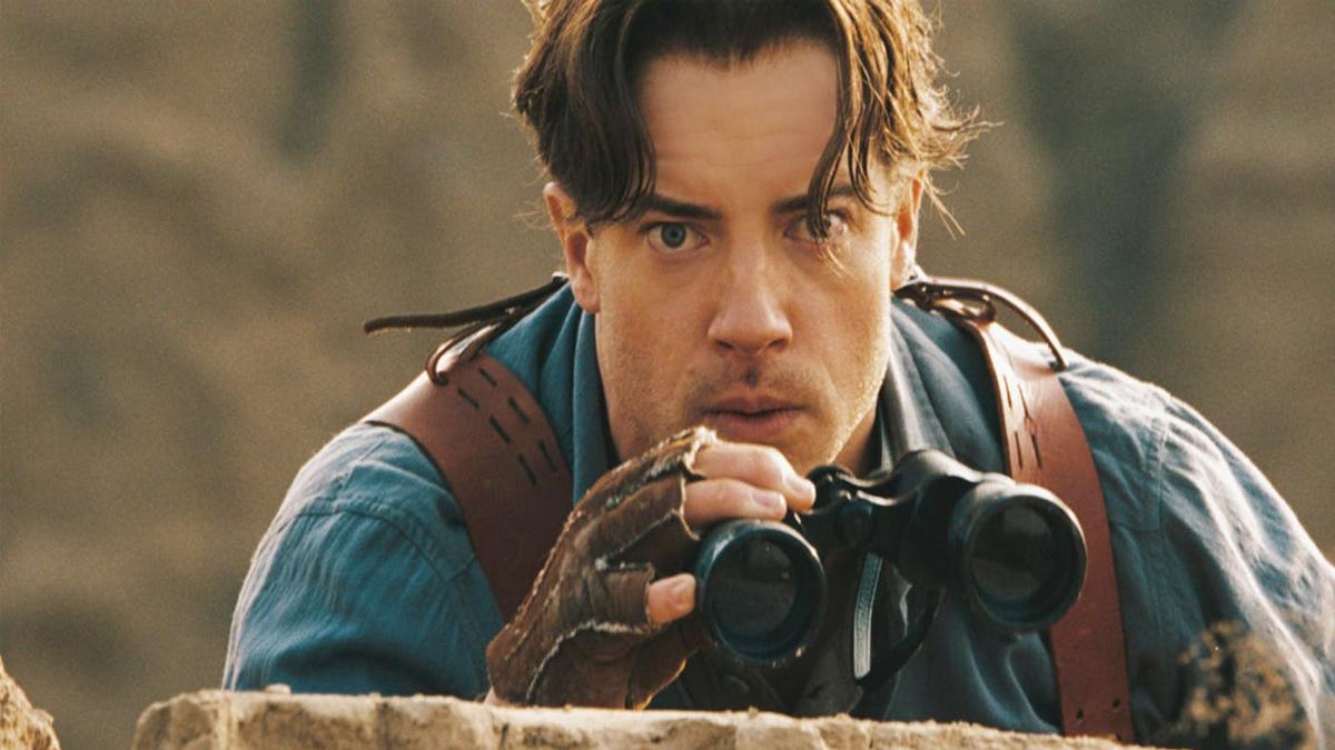 Brendan Fraser Returning For A 'Mummy' Sequel Or Reboot
