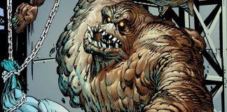 DC Comics Clayface