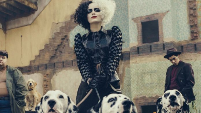 Emma Stone Cruella Movie