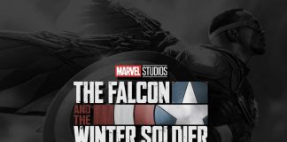 Falcon and The Winter Soldier fan art logo