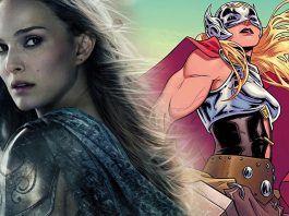 Natalie Portman as Mighty Thor
