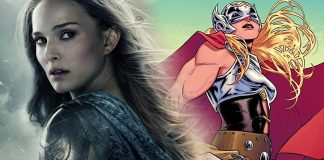 Natalie Portman as Mighty Thor
