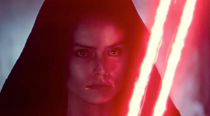 Star Wars 9 Dark Side Rey