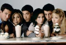 Friends 25th anniversary