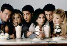 Friends 25th anniversary