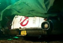 Ghostbusters 2020 Ecto 1