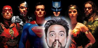 Kevin Smith confirms Justice League Snyder Cut exists