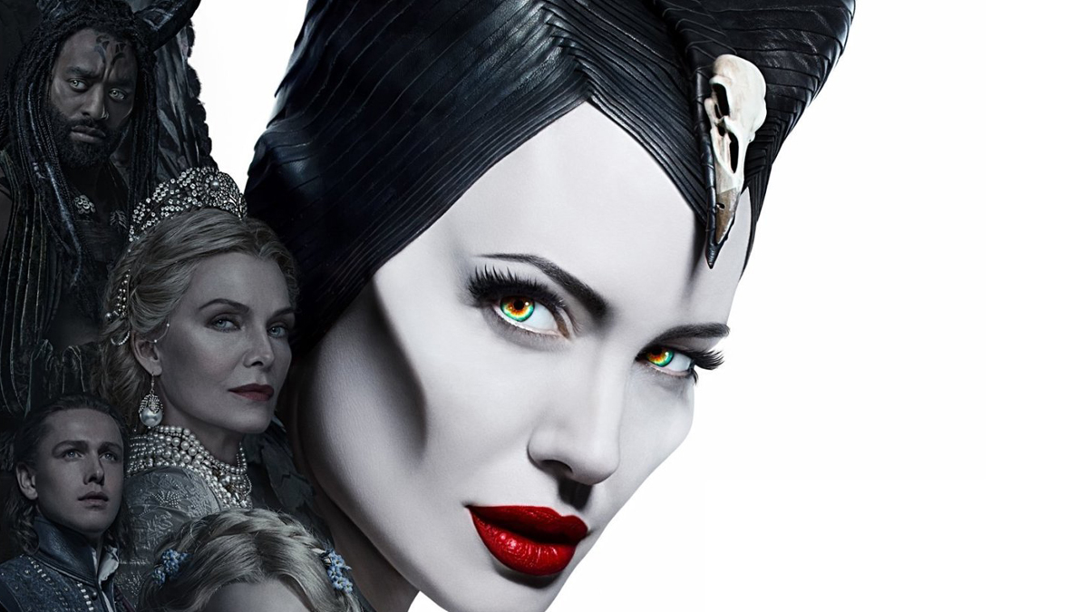 Angelina Jolie S Maleficent Mistress Of Evil Newest Poster
