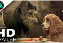 Lady and the Tramp Trailer