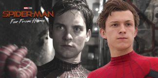 tobey maguire tom holland spider-man