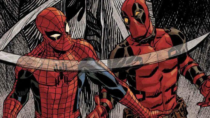 Spider-Man Deadpool 50