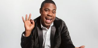 Tracy Morgan Coming 2 America