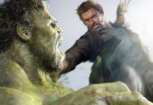 Wolverine vs Hulk