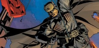 Batman from Superman Red Son