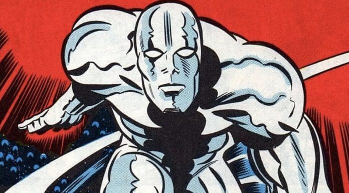 Heralds of Galactus Silver Surfer