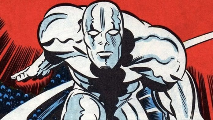 Heralds of Galactus Silver Surfer